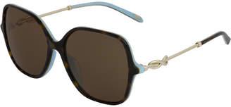Tiffany & Co. Women's Tf4145bf 57Mm Sunglasses