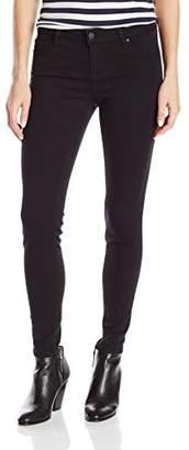 Celebrity Pink Jeans Women's Infinite Stretch by Jnr's Shrt Inseam Midrise Skinny Jean,1
