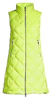 Bogner Women's Tasia-D1 Diamond-Quilted Vest