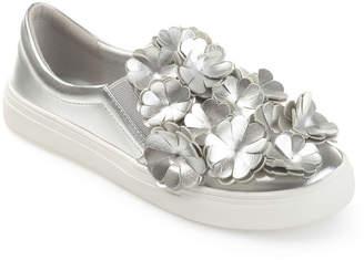 Journee Collection Womens Mizey Slip-On Shoe Round Toe
