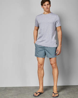 Ted Baker HERMIT Geo print short swim shorts