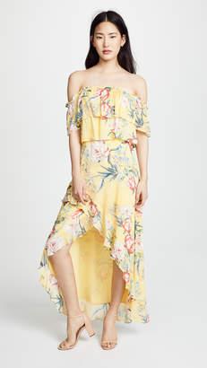 BB Dakota Madison High Low Dress