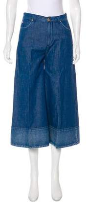 Co High-Rise Cropped Jeans w/ Tags