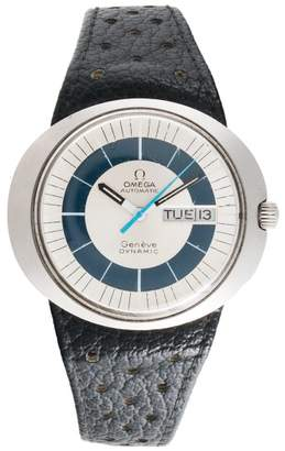 Omega Geneve Dynamic Day-Date 36mm Mens Watch