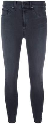 Rag & Bone Jean skinny cropped trousers