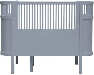 Little Ella James Forest Lake Blue Baby And Junior Cot Bed