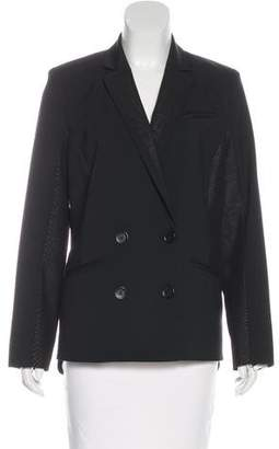 Magaschoni Structured Notch-Lapel Blazer w/ Tags