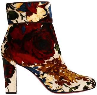 Christian Louboutin Heeled Booties Shoes Women
