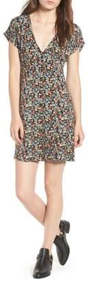 Ten Sixty Sherman Floral Print Button Front Dress