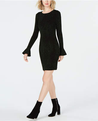 Michael Kors Bell-Sleeve Sheath Dress