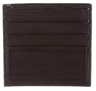 Gareth Pugh Patent Leather Card Case