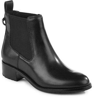 Cole Haan Newburg Leather Chelsea Boots
