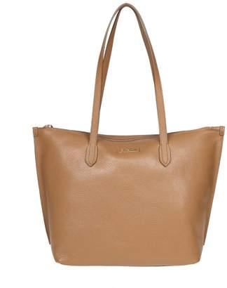 Furla Luce Shopping M In Caramel Leather