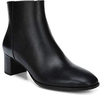 Via Spiga Women's Vail Almond Toe Mid-Heel Booties