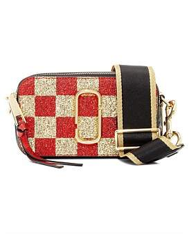 Marc Jacobs Snapshot Checkerboard