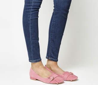 Office Felicity Fringe Detail Loafers
