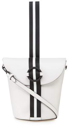 KENDALL + KYLIE Kendall & Kylie White 'Vivian' Cross Body Bag