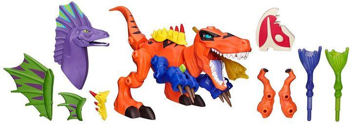 Hasbro Jurassic World Hero Mashers Tyrannosaurus Rex Figure Set by Hasbro