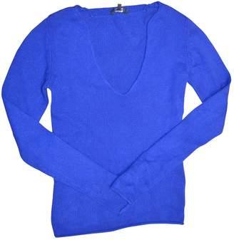 Bel Air Blue Cashmere Knitwear for Women