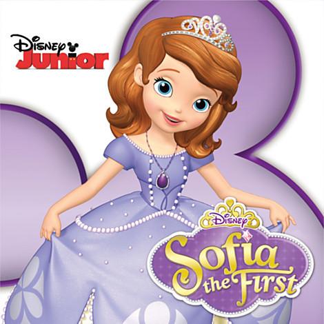 Disney Sofia the First CD