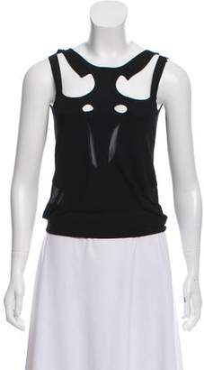 Sophia Kokosalaki Sleeveless Knit Top