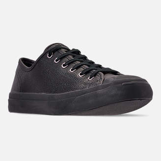 Converse Men's Jack Purcell Desert Storm Leather Low Top Casual Shoes