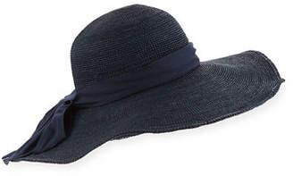 Helen Kaminski Kahlo Wide-Brim Raffie Sun Hat