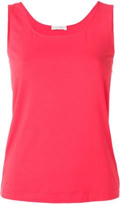 Le Tricot Perugia square neck vest top