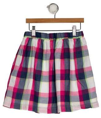 Brooks Brothers Girls' Plaid Skirt