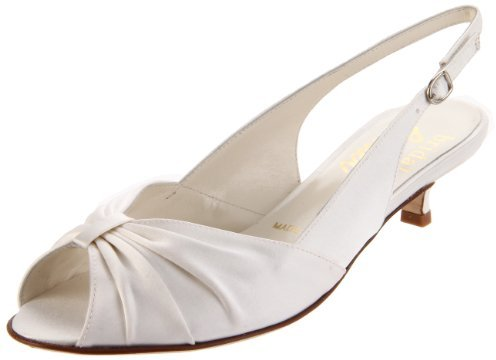 Butter Shoes Bridal by Women's Flamingo Kitten-Heel Pump