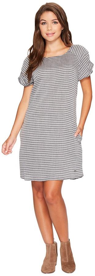 Roxy - Peak Moments Striped Dress Women's Dress