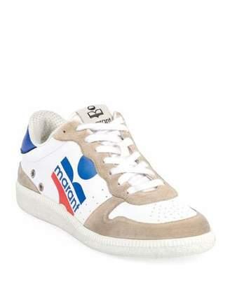 Isabel Marant Bulian Isabel Colorblock Sneakers