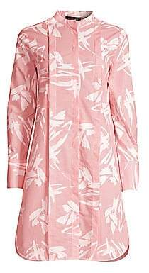 Piazza Sempione Women's Brushstroke Shirtdress