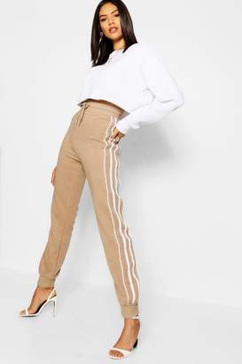 boohoo Side Stripe Sweat Jogger