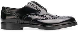 Dolce & Gabbana varnished oxford shoes