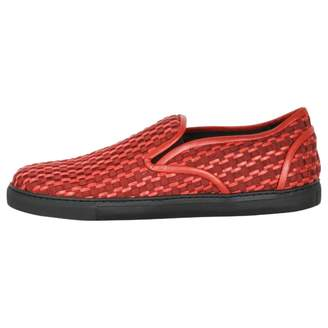Vivienne Westwood Leather low trainers