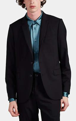 Paul Smith Men's Wool Two-Button Sportcoat - Black