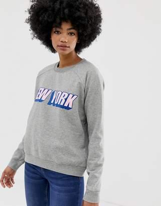MBYM slogan sweatshirt