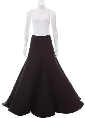 Rosie Assoulin Gramophone Maxi Skirt