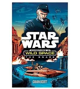 Star Wars Hardie Grant The Snare - Adventures In Wild Space Book 1