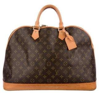 Louis Vuitton Alma Voyage MM