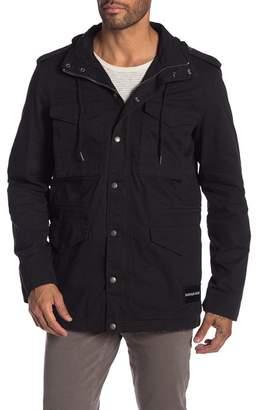 Calvin Klein Anderson Field Jacket w/ Packable Hoodie