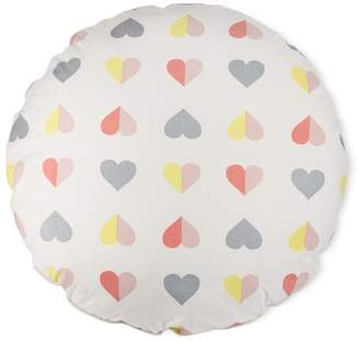 Lil Pyar Floor Cushion, Hearts