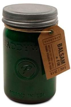 Paddywax Relish Emerald Green Balsam & Fir