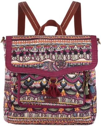 The Sak Sakroots Print Canvas Colette Convertible Backpack