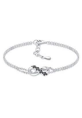 380955eb8 at Amazon.co.uk · Elli Diamore Women's 925 Sterling Silver Link Bracelet  0211271617_16 - 16cm length