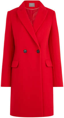 Oasis Classic Crombie Coat