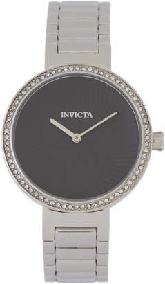Invicta 26999 Silver-Tone & Black Watch
