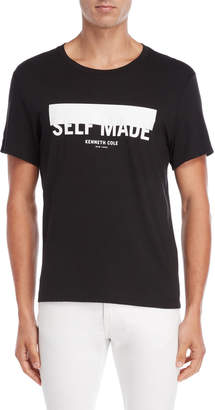 Kenneth Cole New York Self Made Graphic Tee