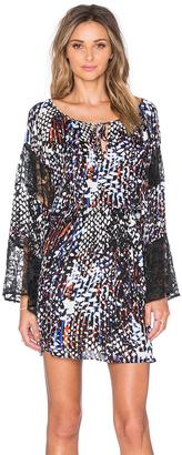 Parker Kata Dress $298 thestylecure.com